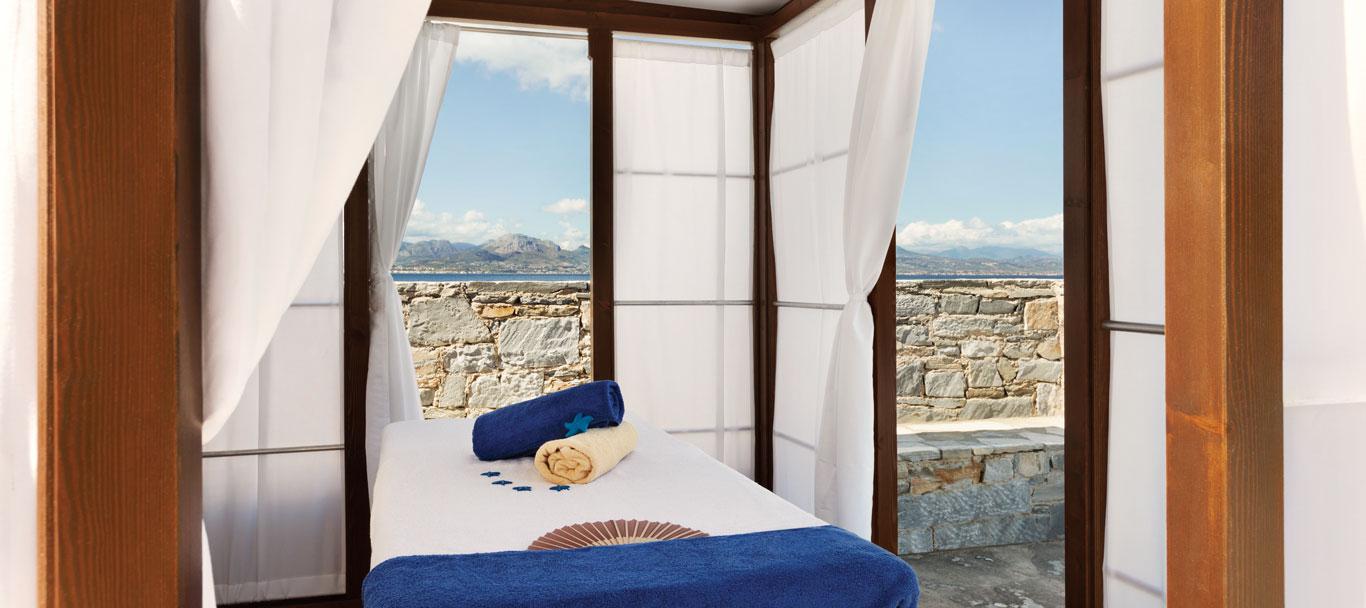 Aegeo Spa at Ramada Poseidon Loutraki Resort