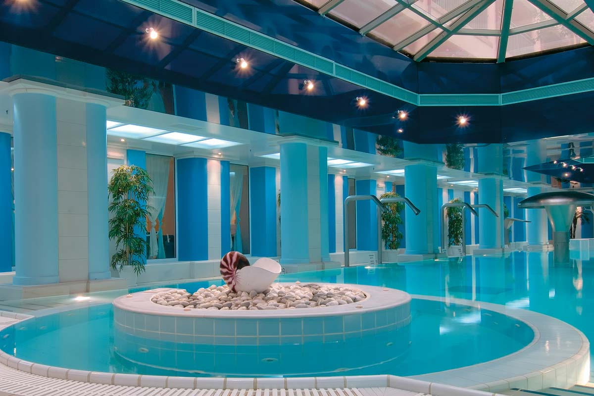 Thalasso by Aegeo Spas pool