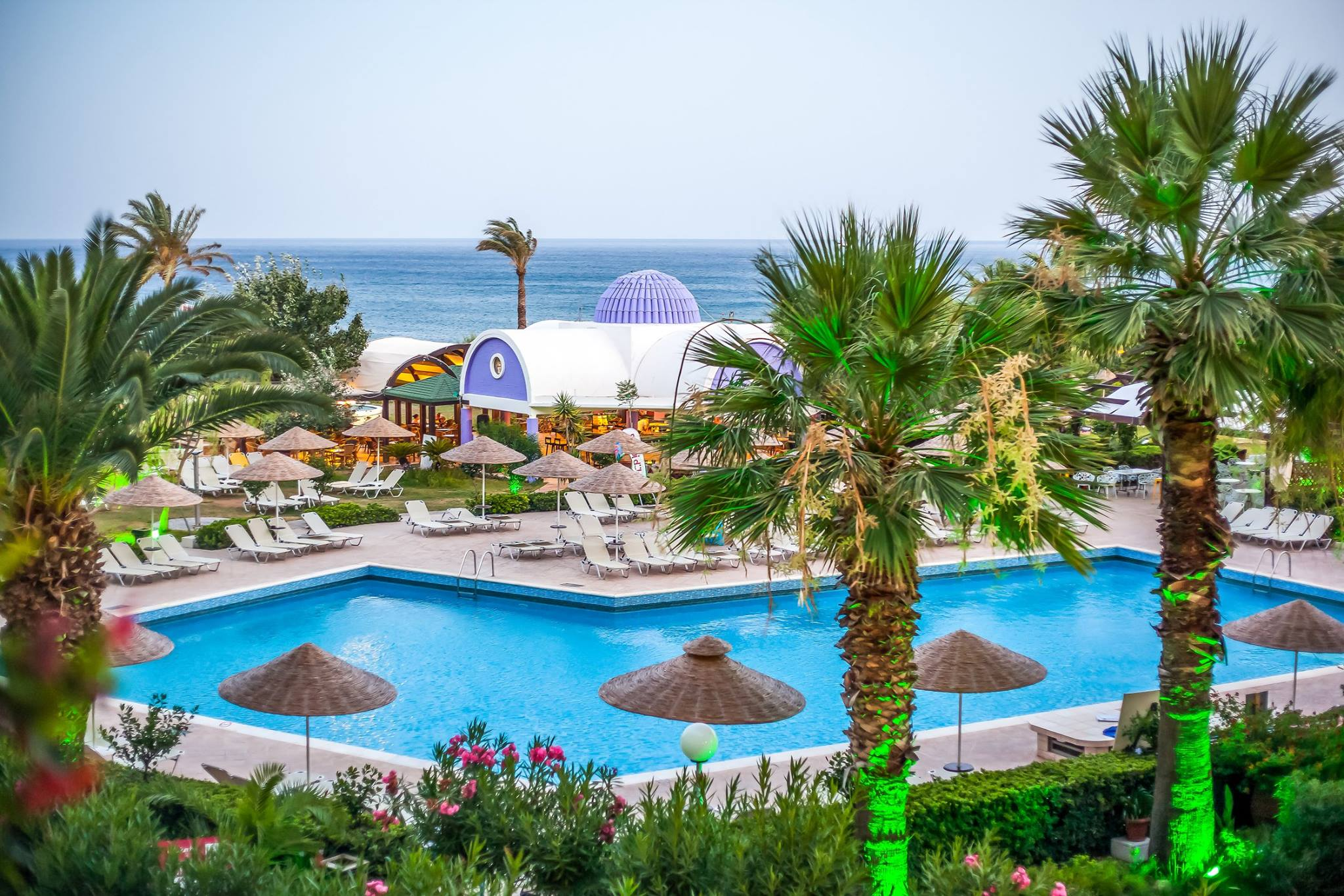 Pegasos Beach Hotel in Rhodes
