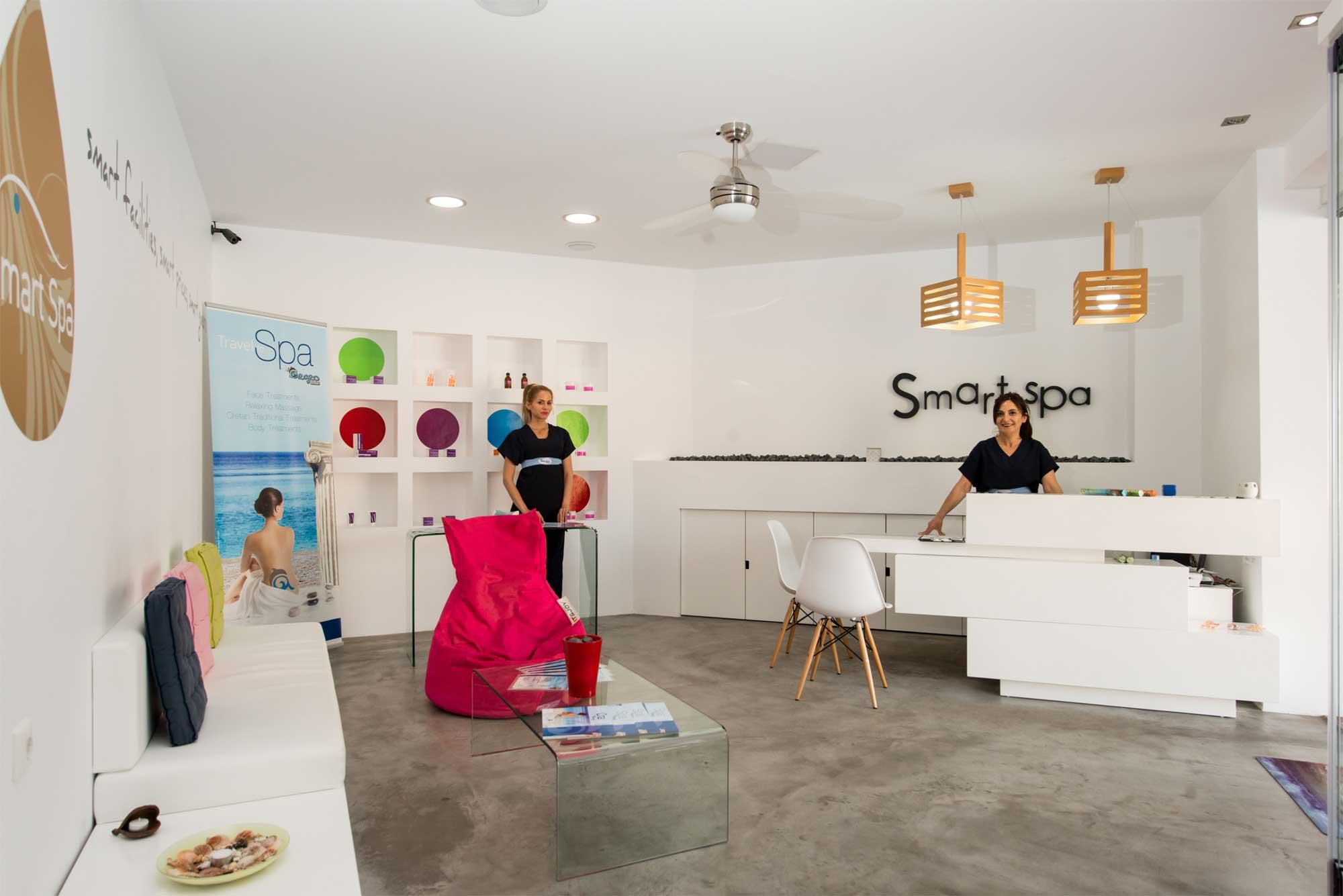 Aegeo Spas concept Fodele Beach Hotel